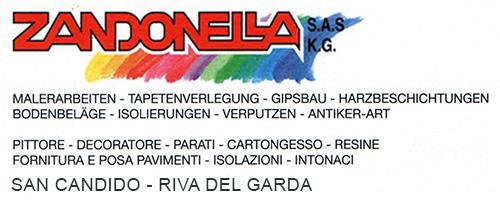 Zandonella S.a.s - Pittore e decoratore - San Candido e Riva del Garda